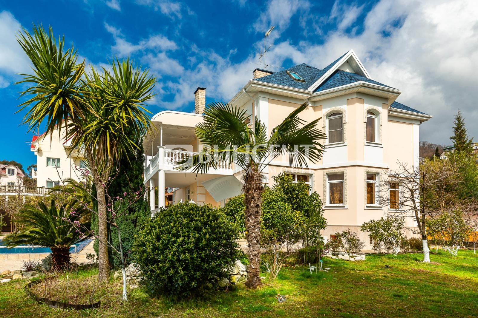 Элитное жилье на черноморском побережье