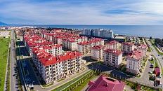 Купить квартиру в ЖК «Светлана» (Жилой Комплекс)  в Сочи по цене от 4000000 руб: планировки, фото, отзывы