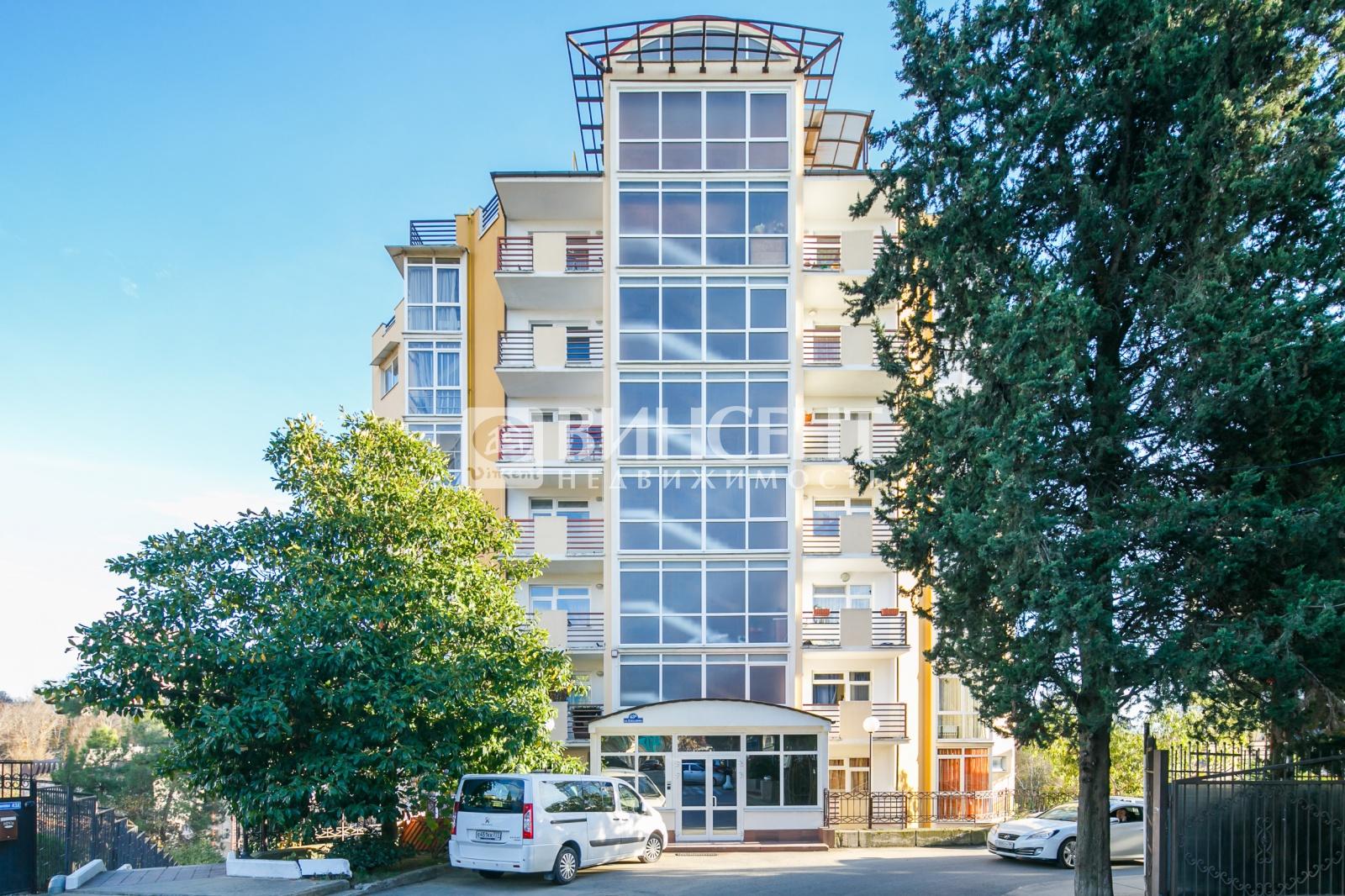 Квартиры в Сочи от застройщика  КСК