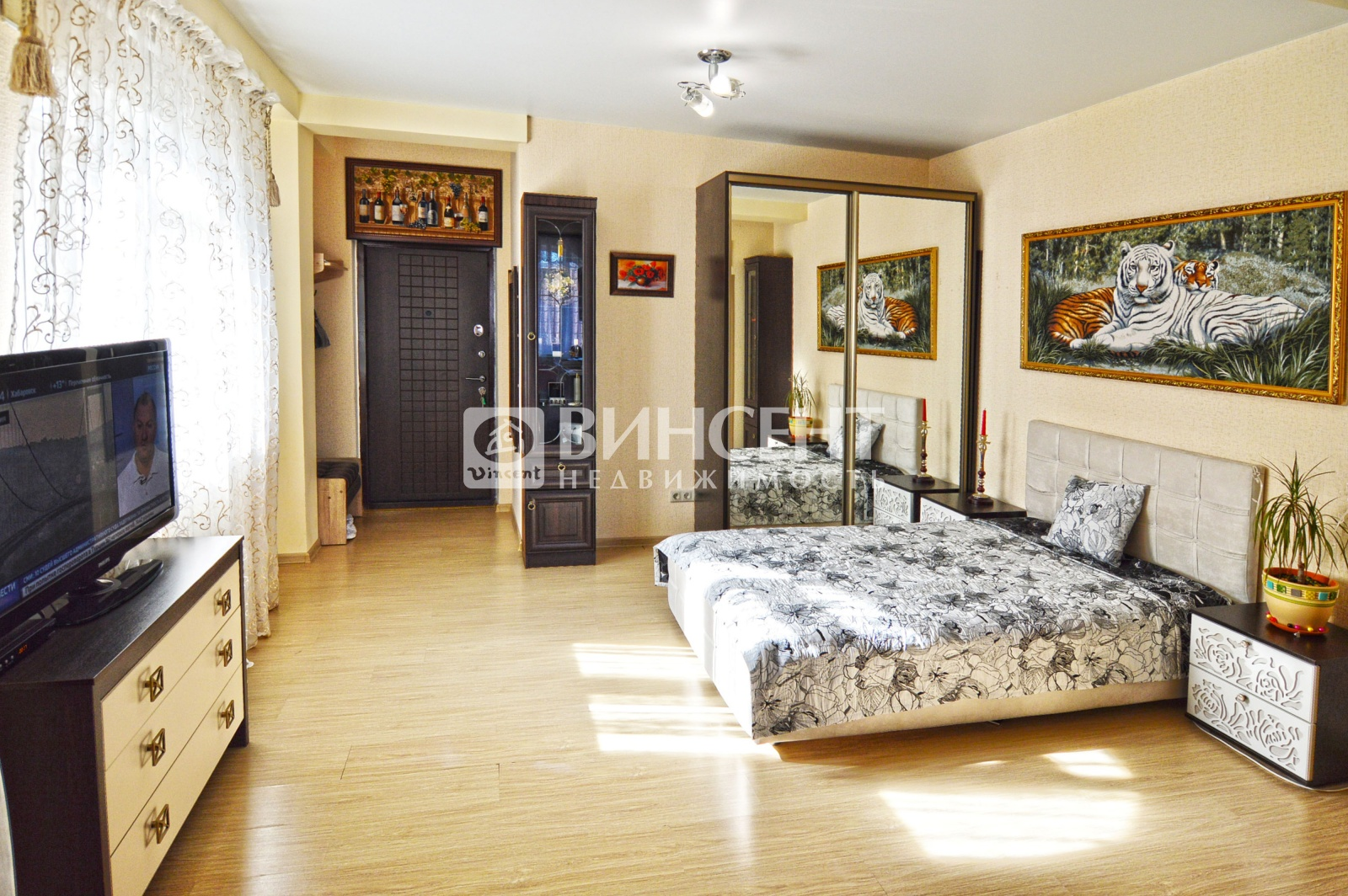 1 комнатная квартира 32 м² на ул. Альпийская, г. Сочи - фото
